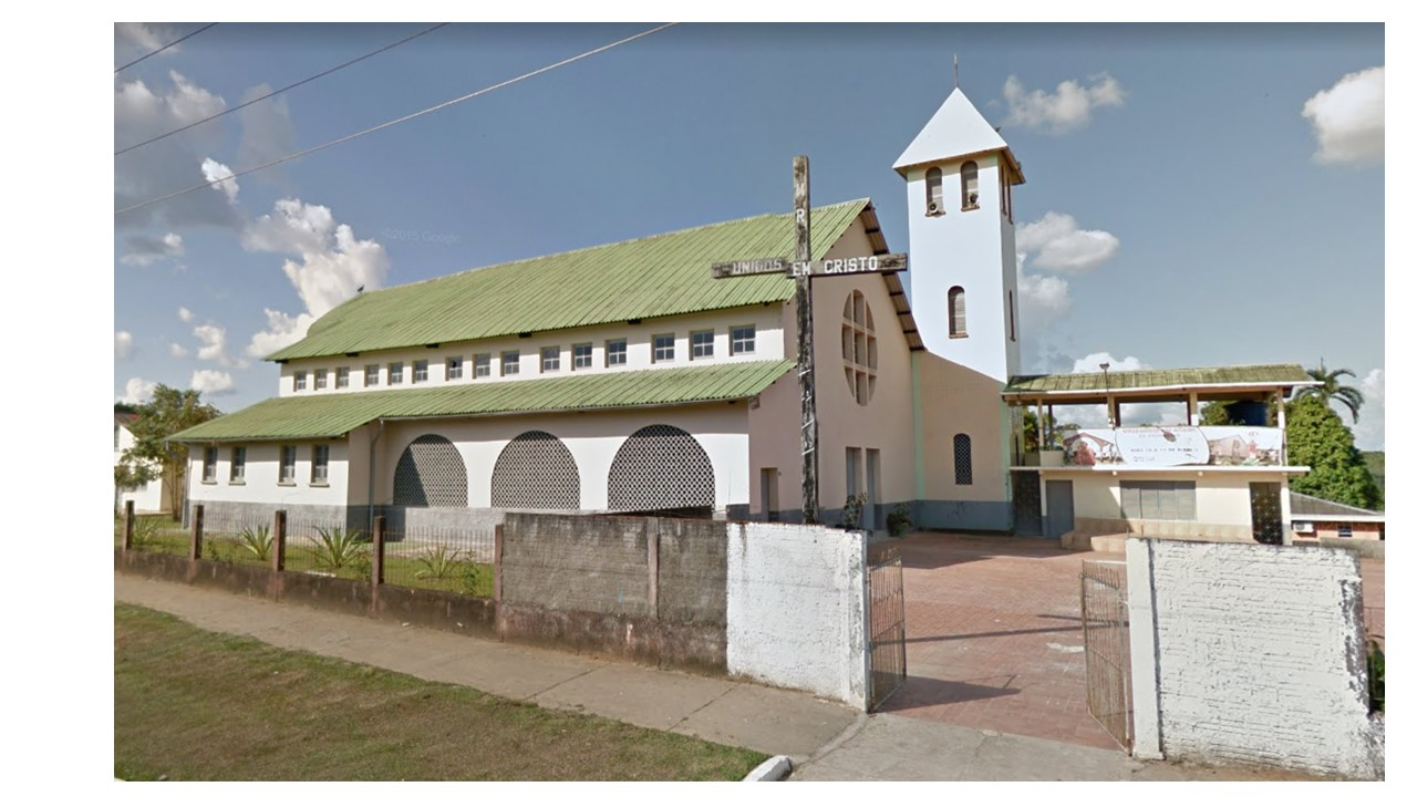 Sr. Andrea's Parish in Brazil