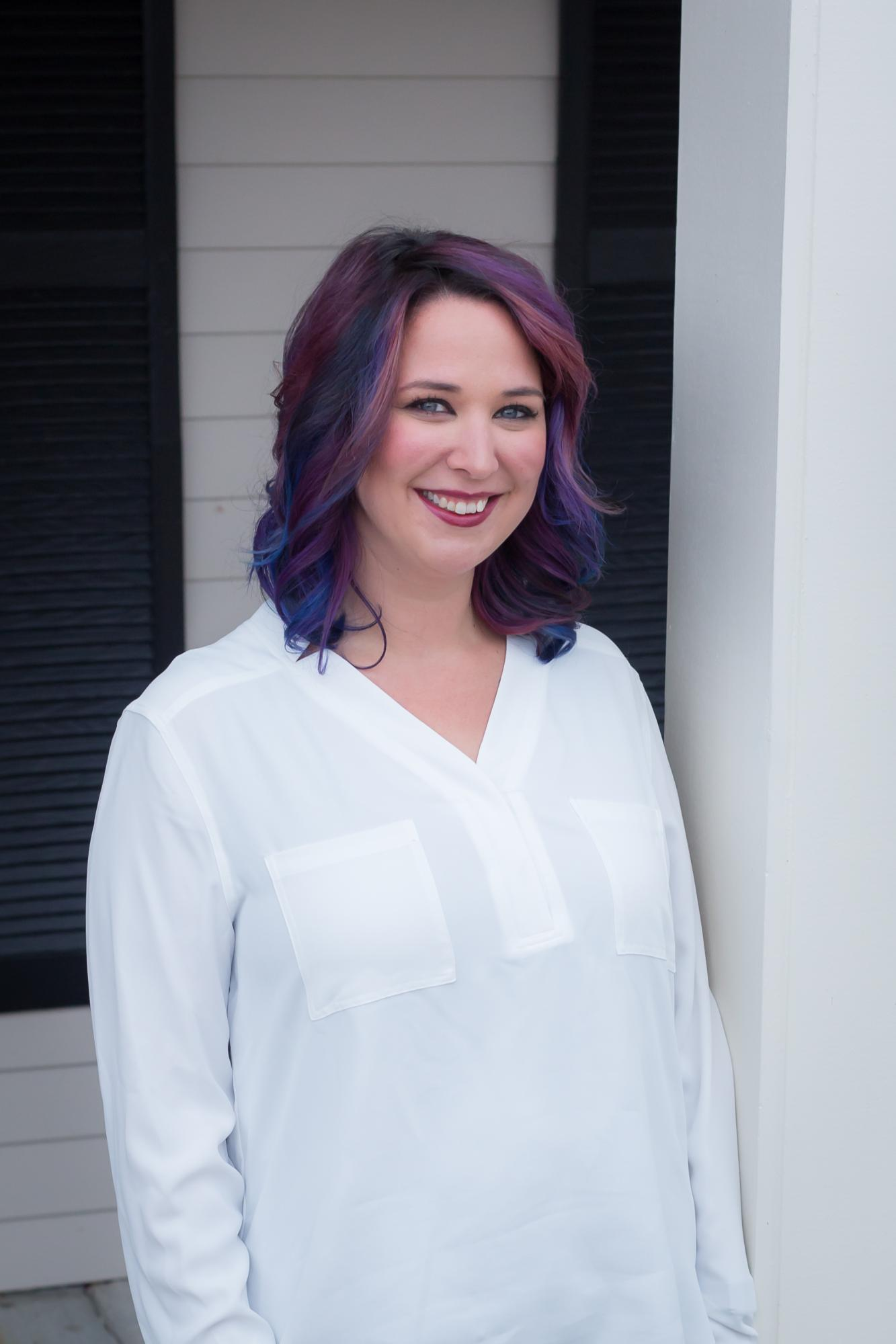 Jen Taylor - Hair Stylist, Makeup Artist, Regional Educator for Eufora International