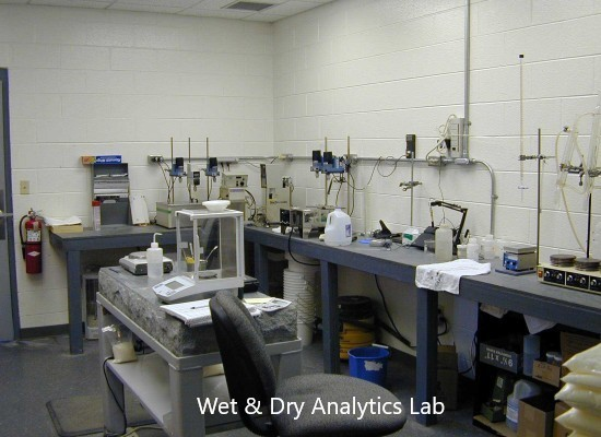 Wet & Dry Analytics Lab