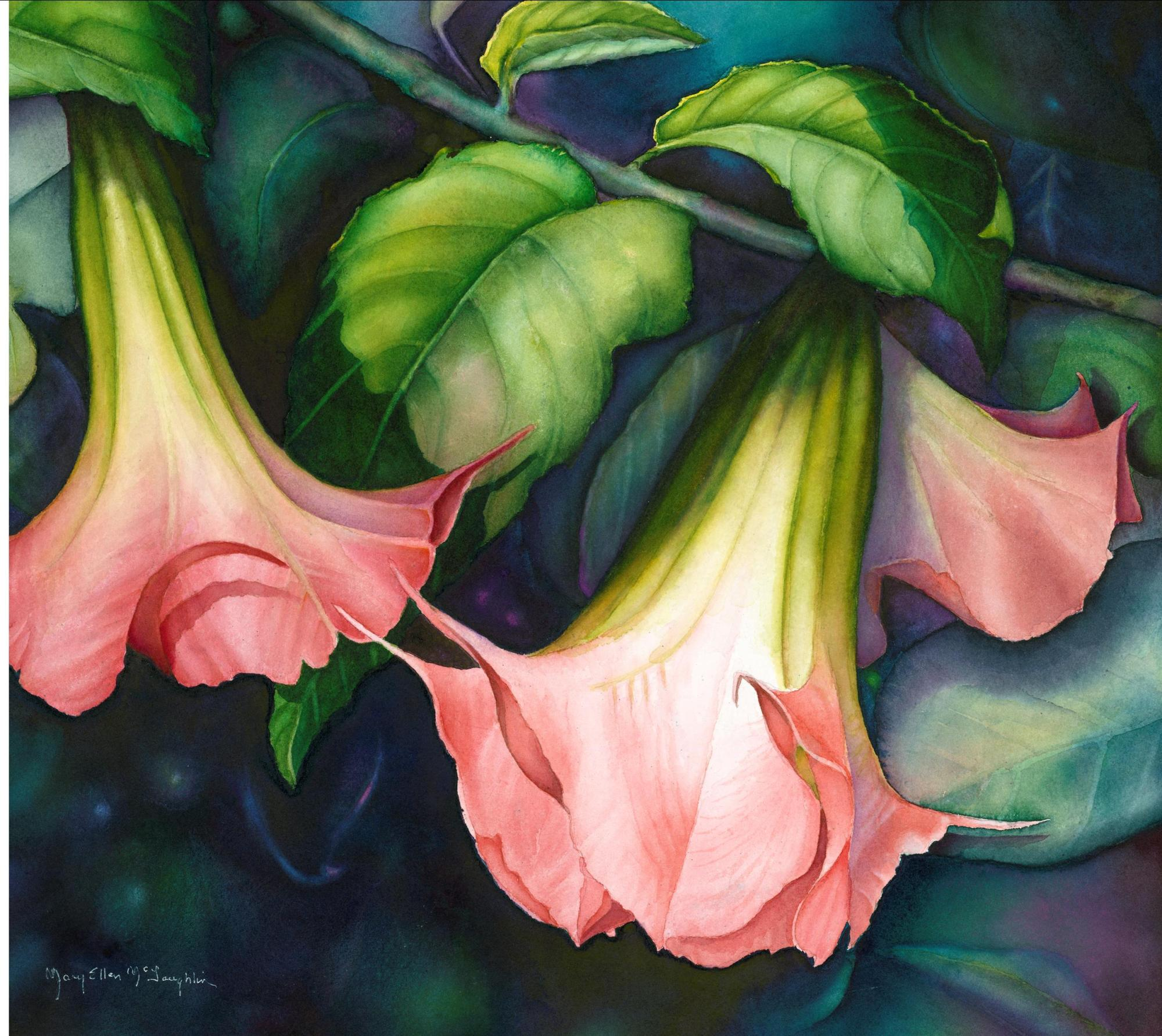 ANGEL TRUMPET - SOLD