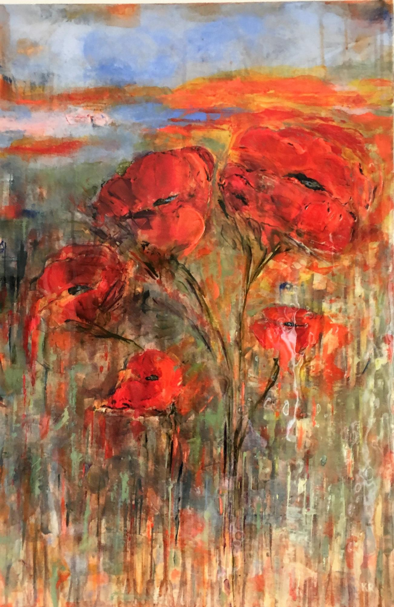 POPPY -'LEST WE FORGET'