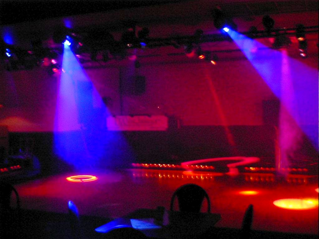 Night Club Style Lighting Packages