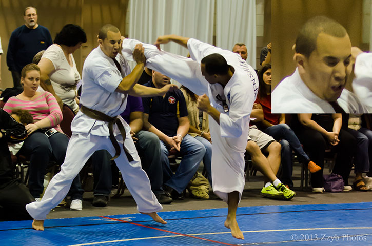 2013 American  International Karate Championships