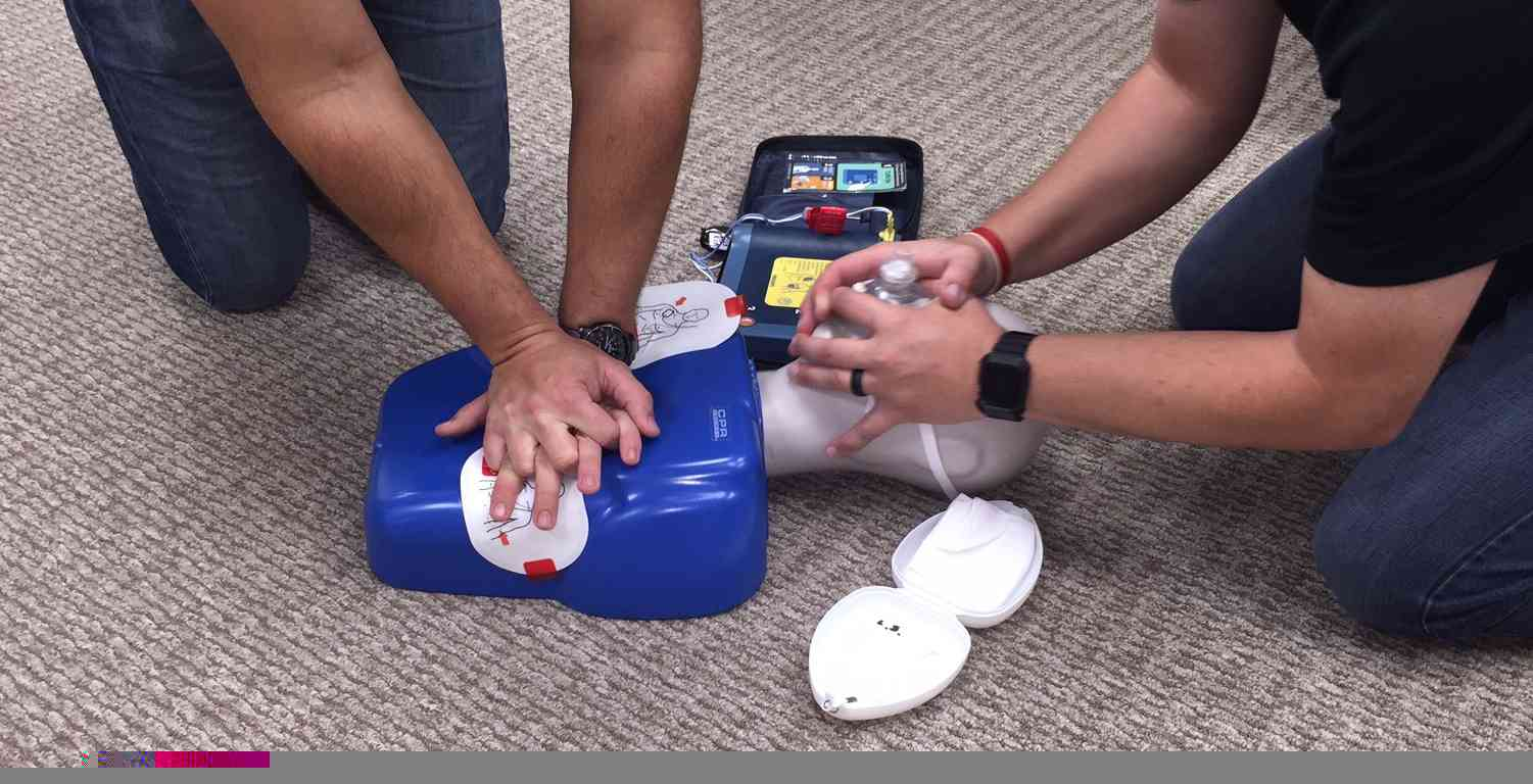 First Aid / CPR / AED Training