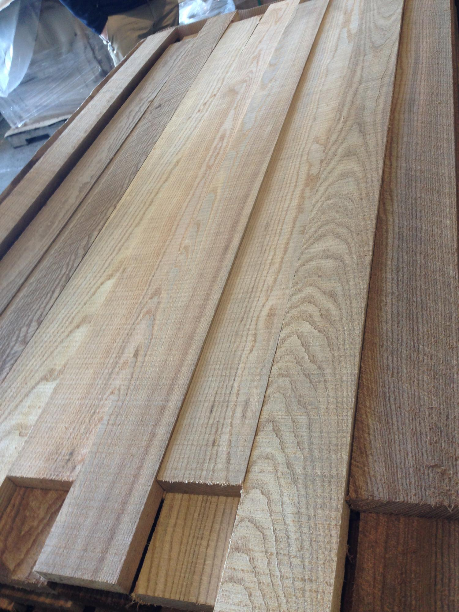 NCFP Red Elm Dimension Lumber