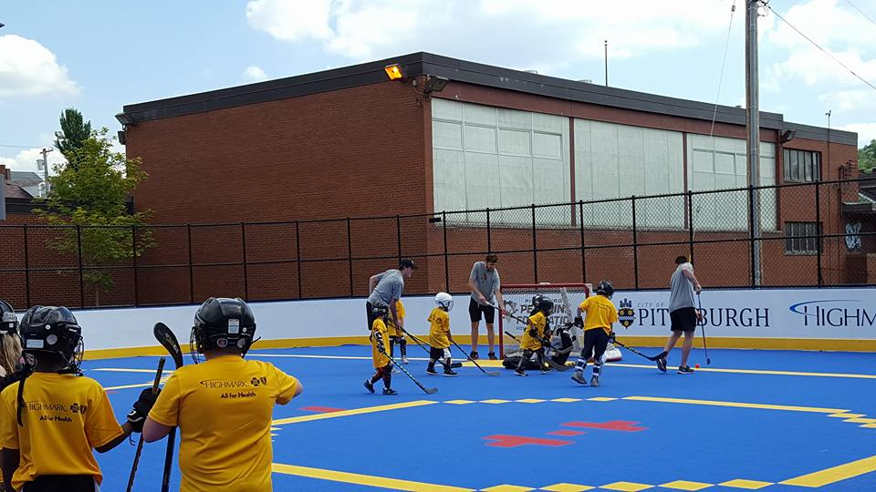 Pittsburgh Penguins Prospects Clinic - June 30, 2016
