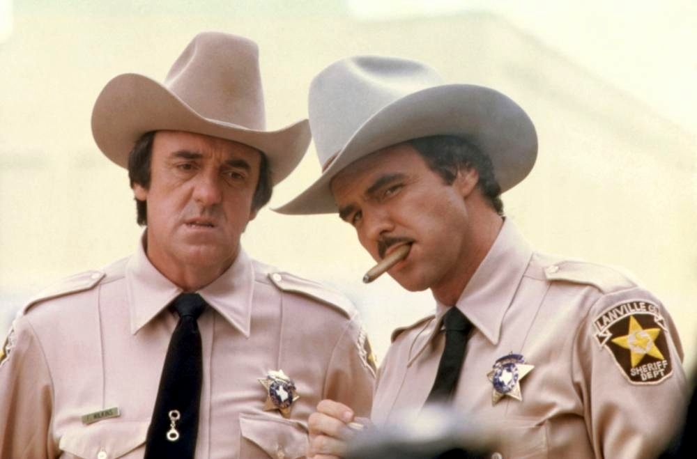 Jim Nabors and Burt Reynolds in Best Little Whorehouse