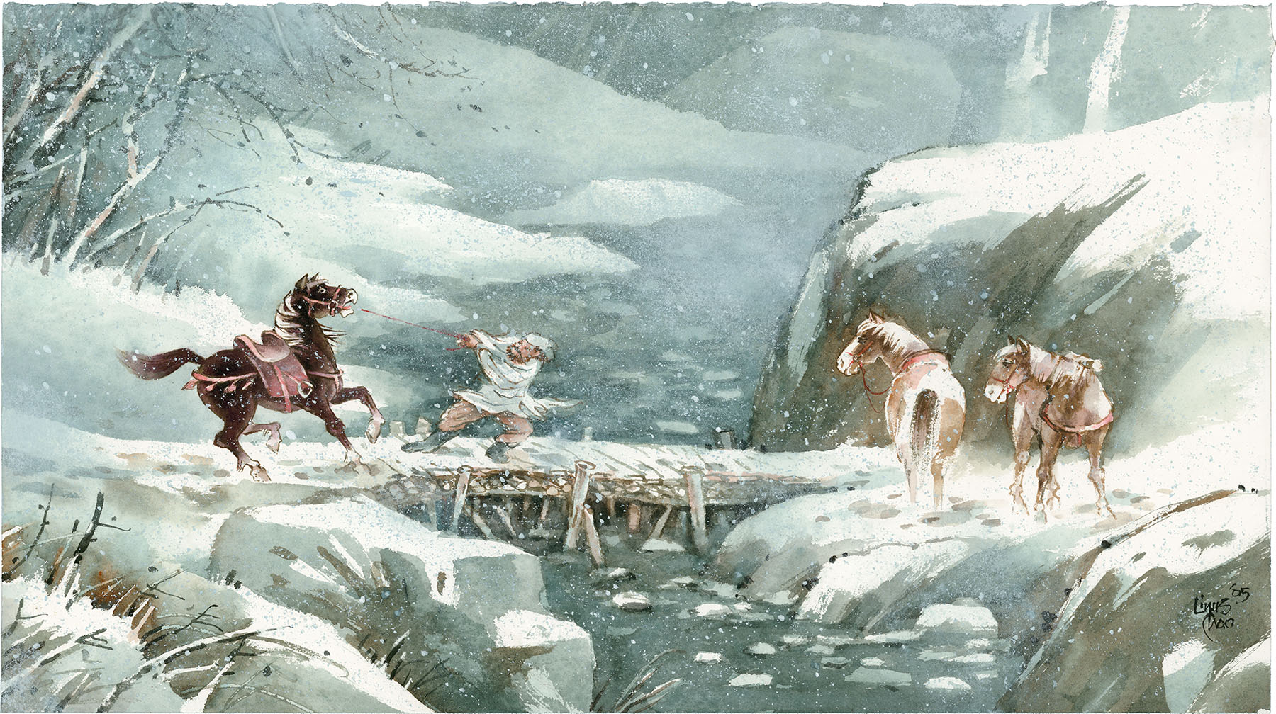 Horses_in_the_Snow_1__crossing_the_bridge_.jpg