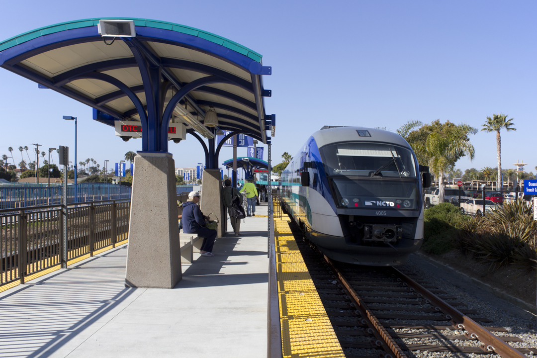 Sprinter Station Canopies, North County San Diego