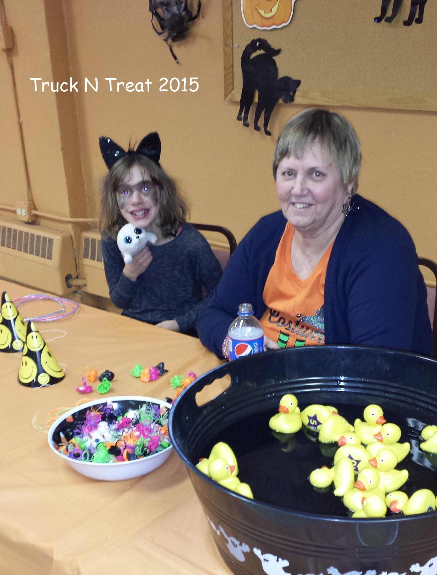 Trunk N Treat 2015