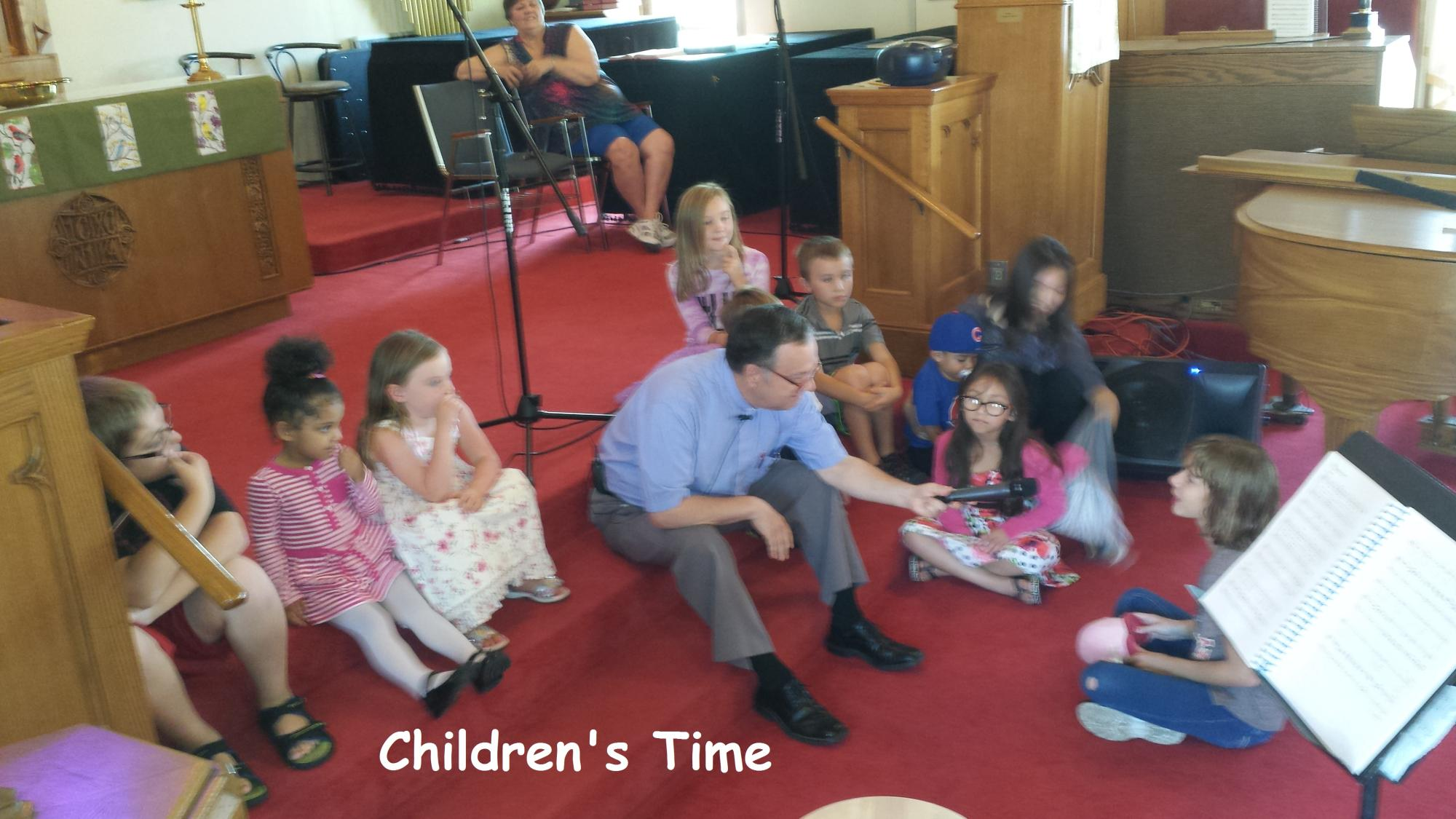 Children's Time 2015