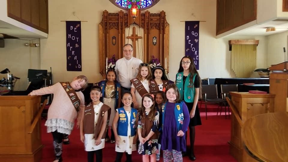 Girl Scouts 2018