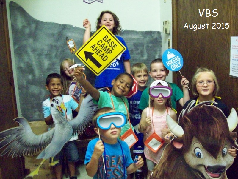 VBS August 2015