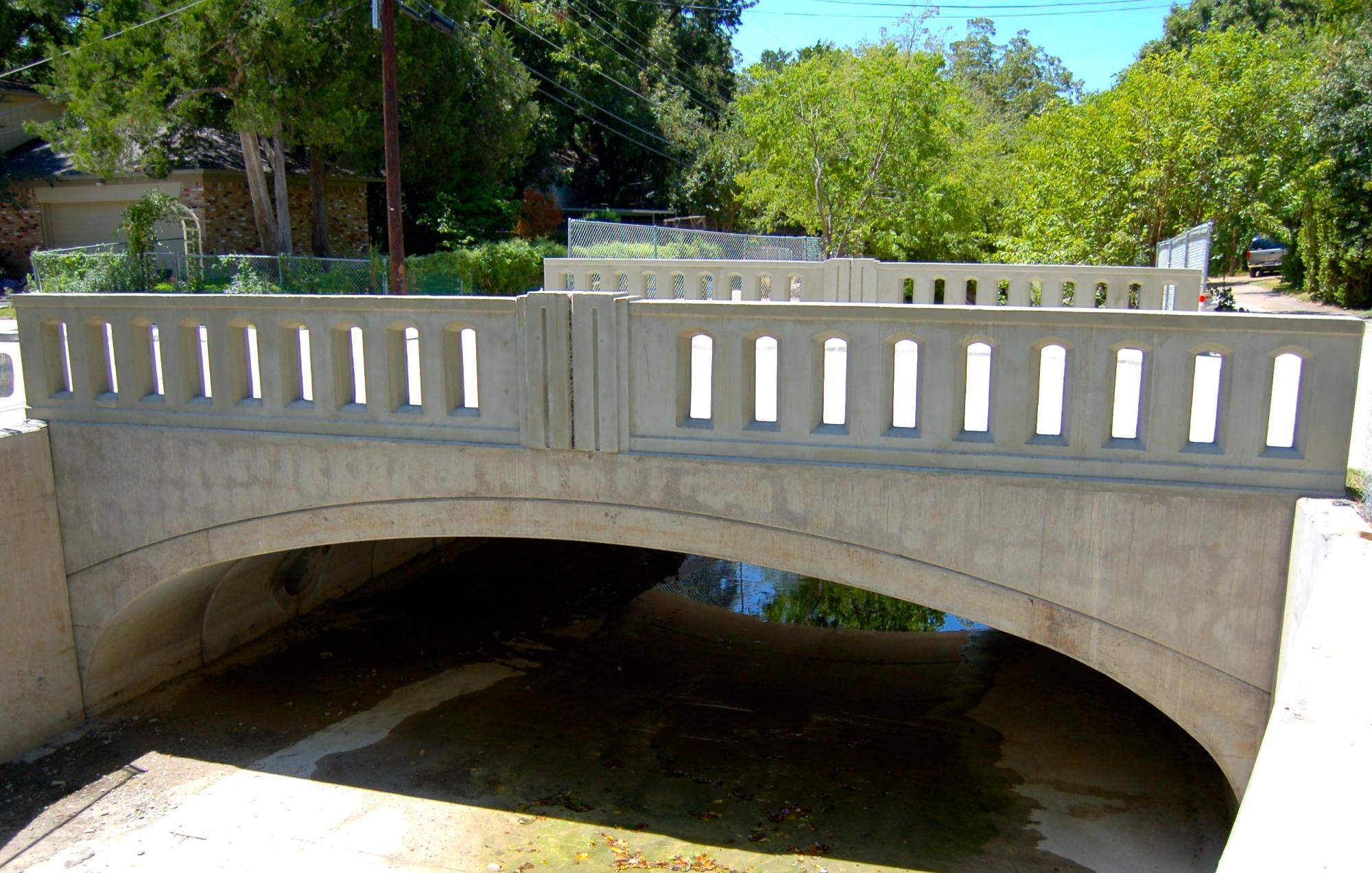 Fieldcrest Arch Bridge
