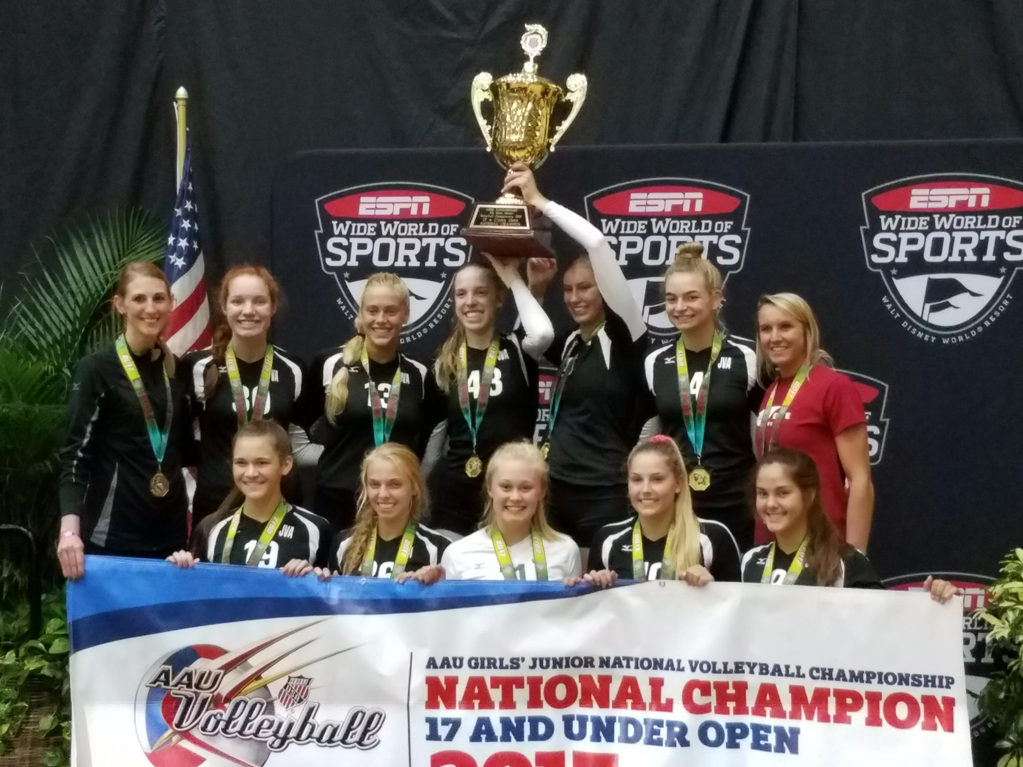 National Champions!!