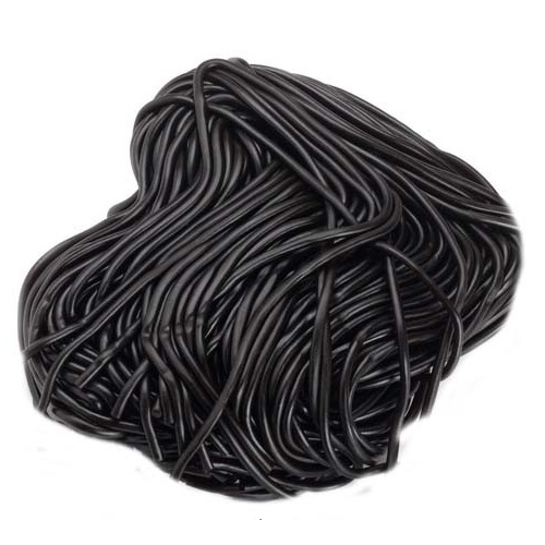 Licorice Laces, Black