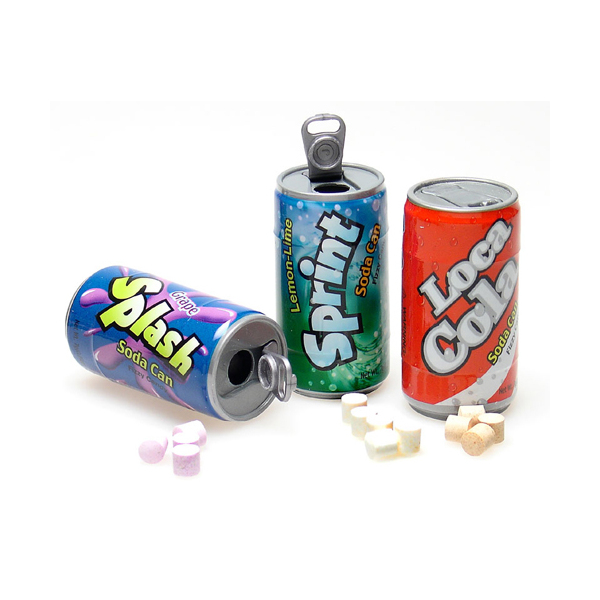 Fizzy Cans