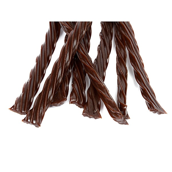 Licorice Twists, Chocolate