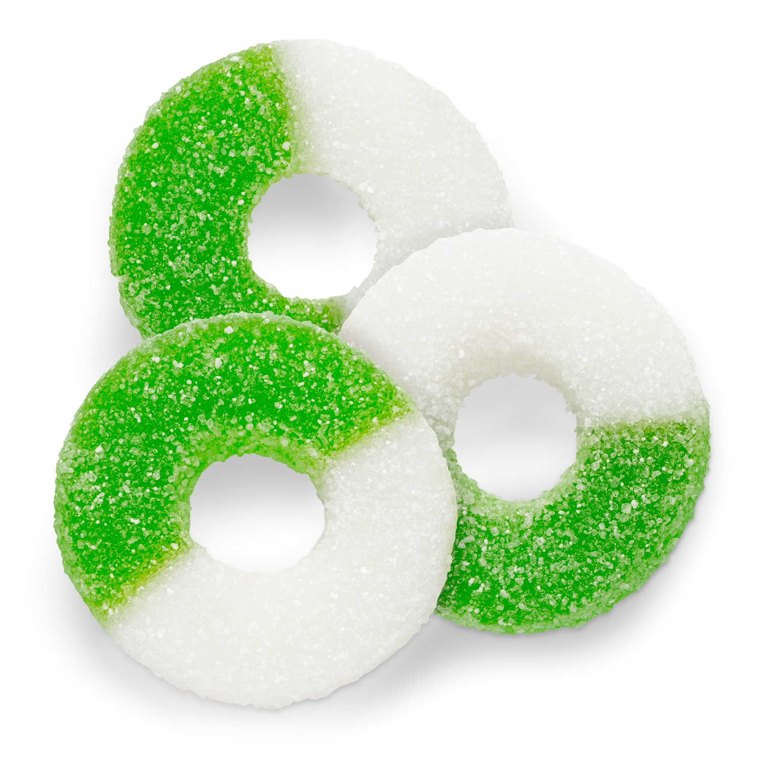 Gummi Rings, Apple