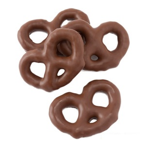Chocolate Pretzels, Milk