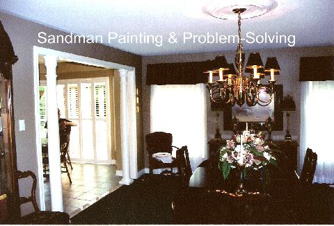 Dining Room Paint - Dark Colors