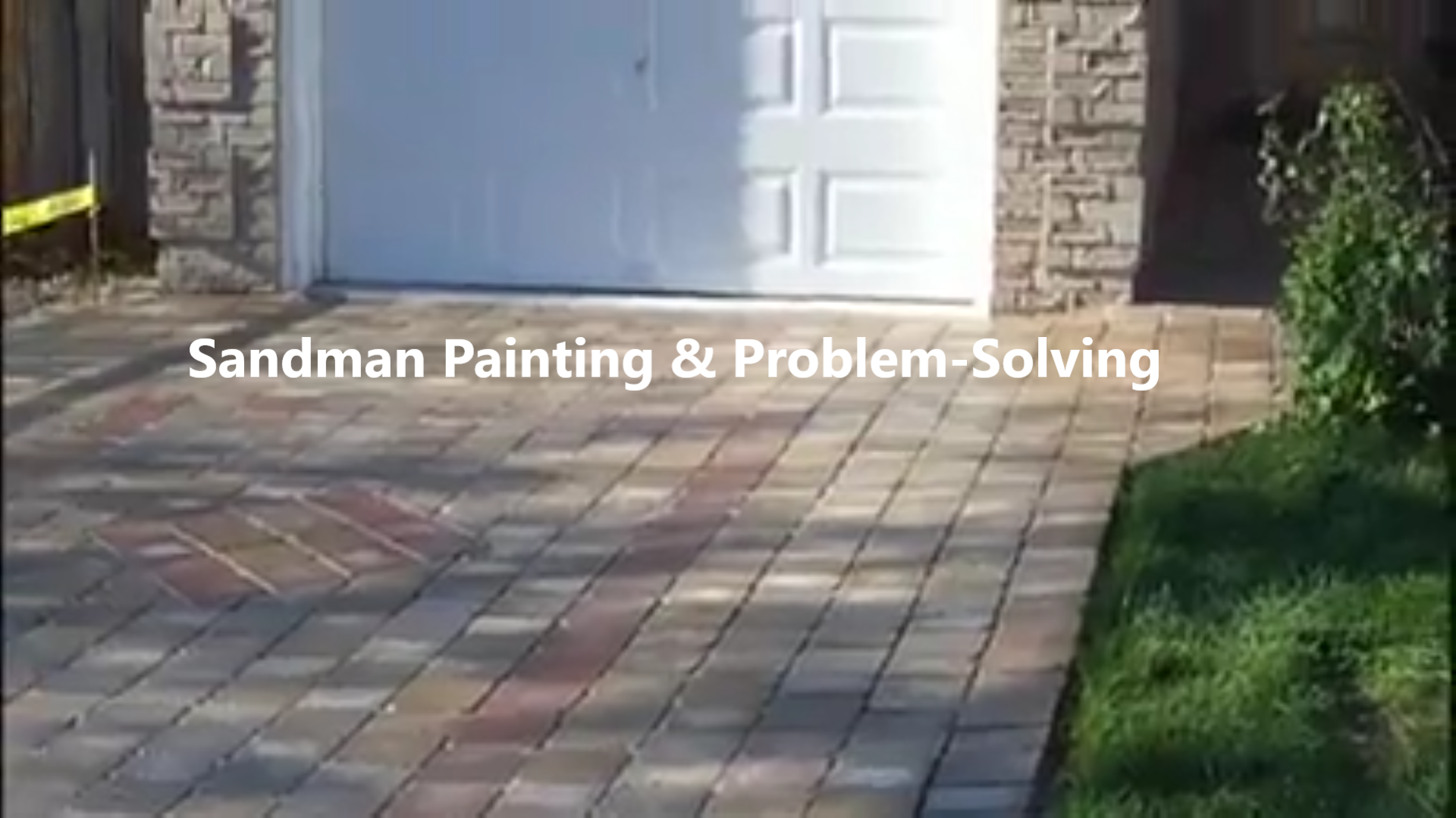 Interlocking Stone Driveways & Sealing