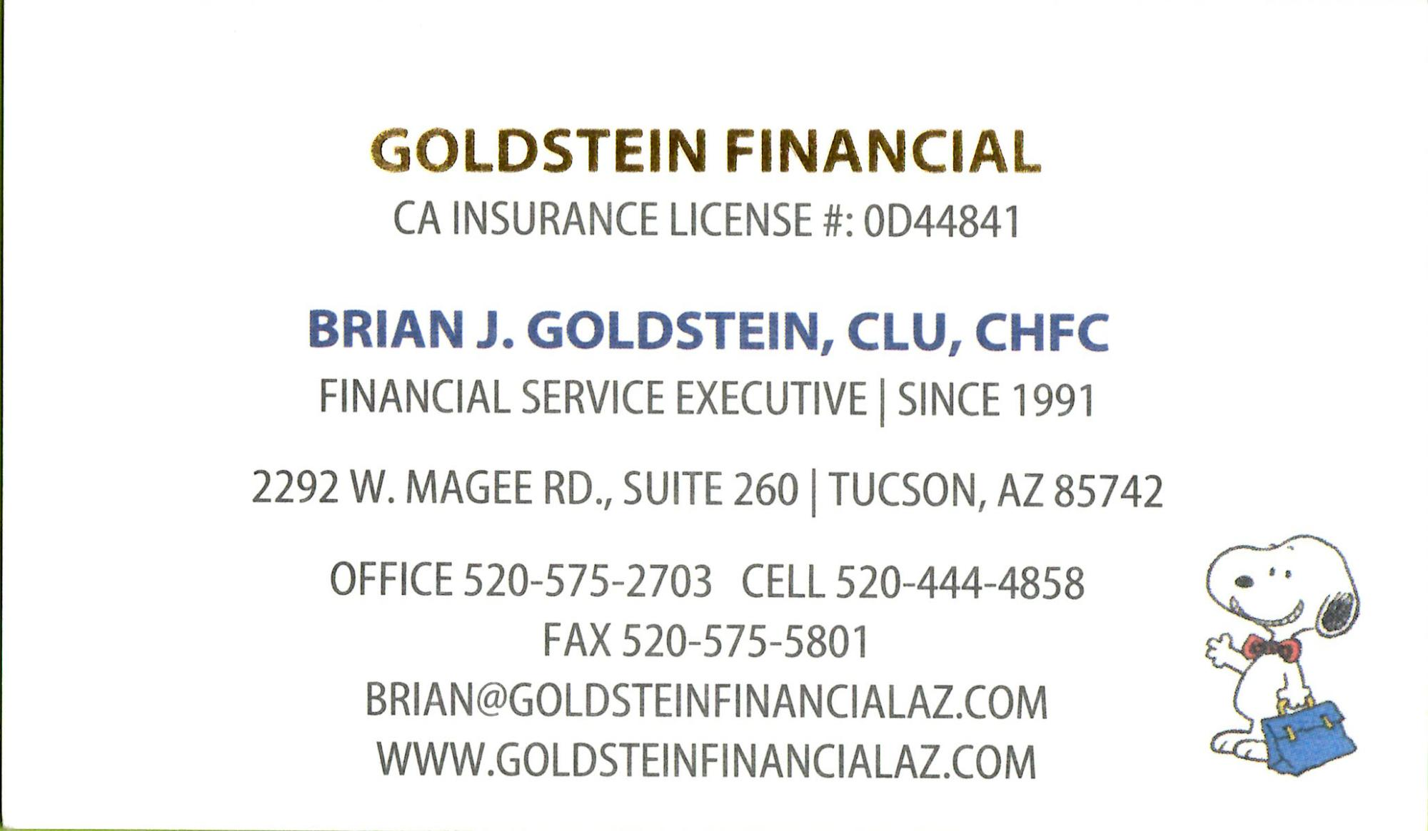 Goldstein Financial
