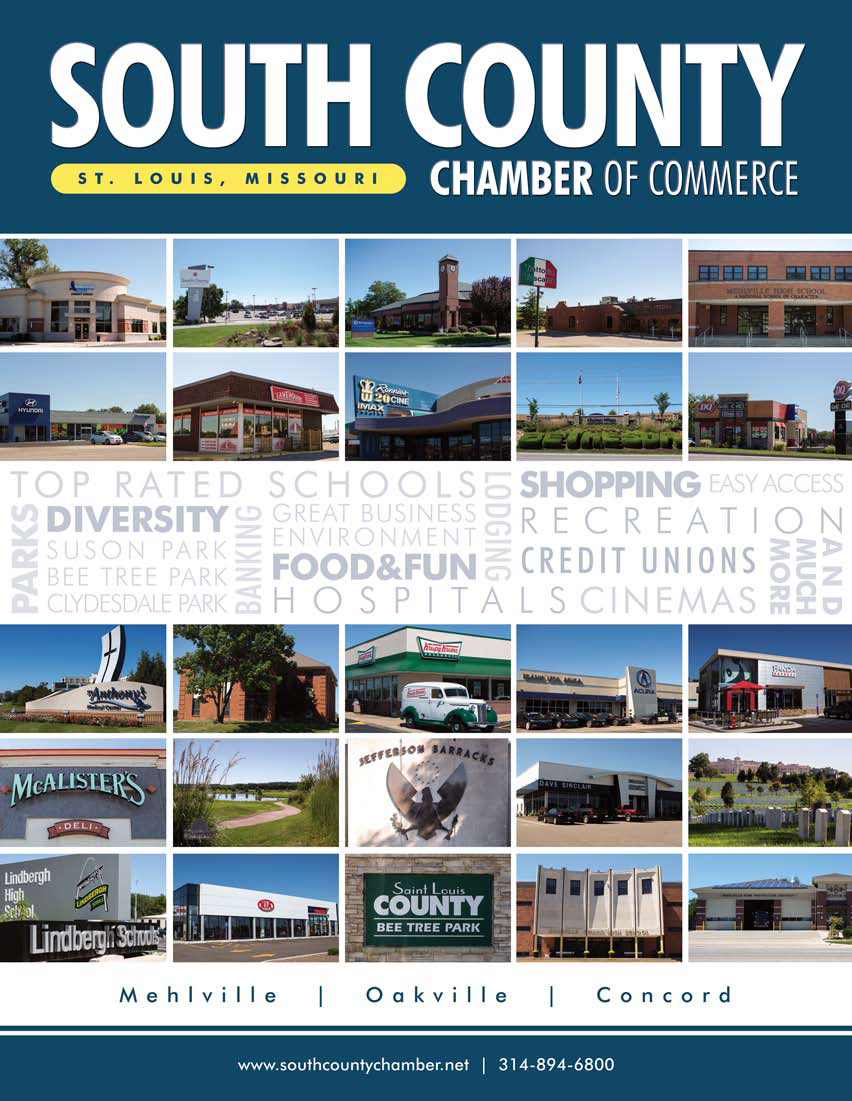 SOUTH COUNTY CHAMBER MAGAZINE COVER