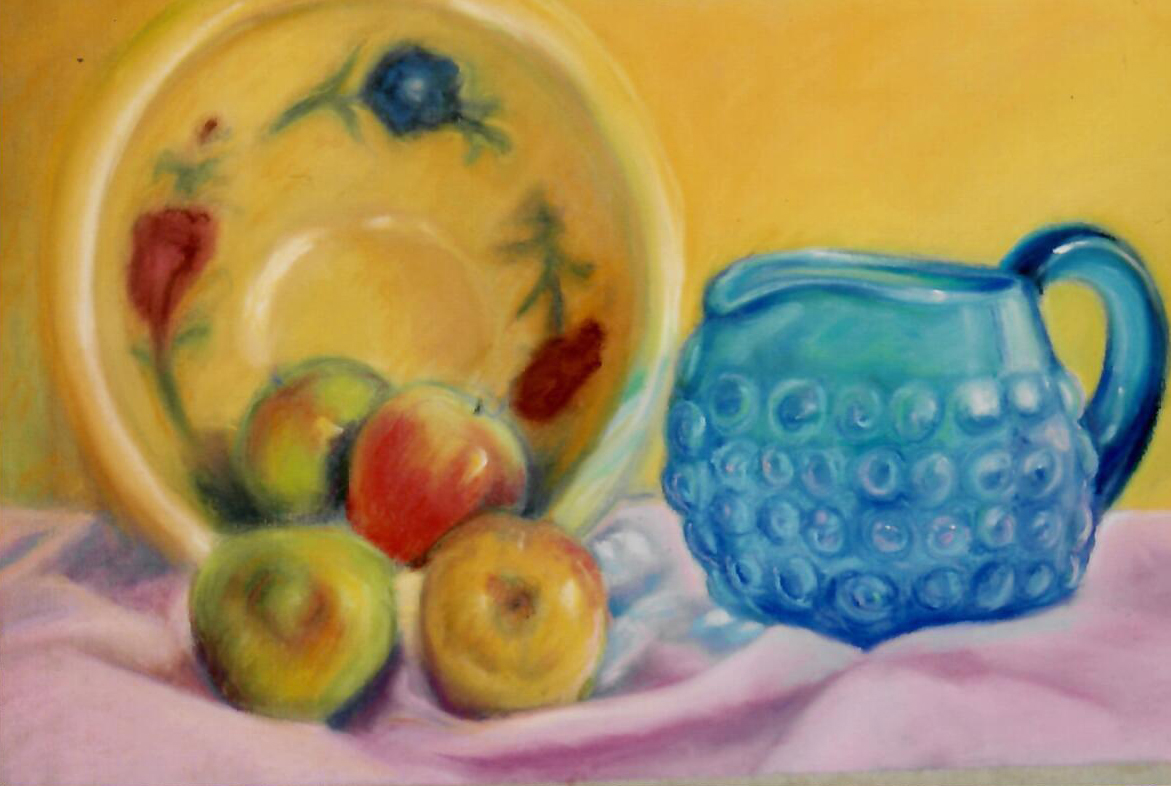 Still_Life_with_Blue_Pitcher_19_x_22_Pastles_on_paper28878.jpg
