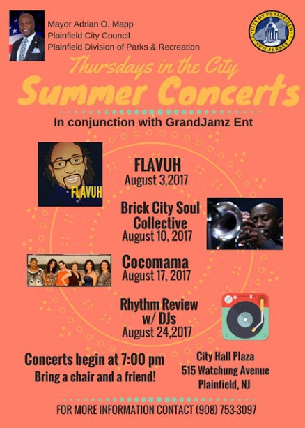 Thursdays In The City Summer Concert Series