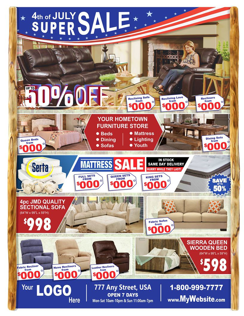 JRC FLYER PREMIUM - Furniture