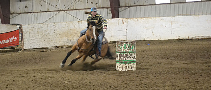Wyoming State Winter Fair Horse Show