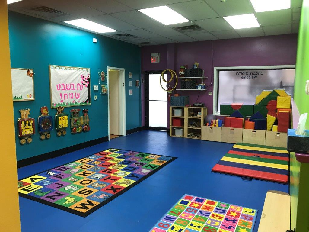 Our Soft Gym and Play Area