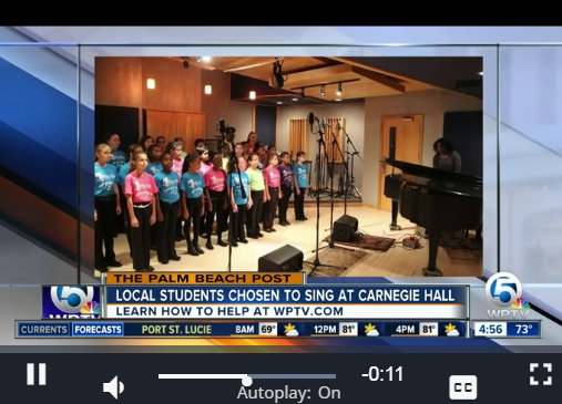 Palm Beach Children's Chorus