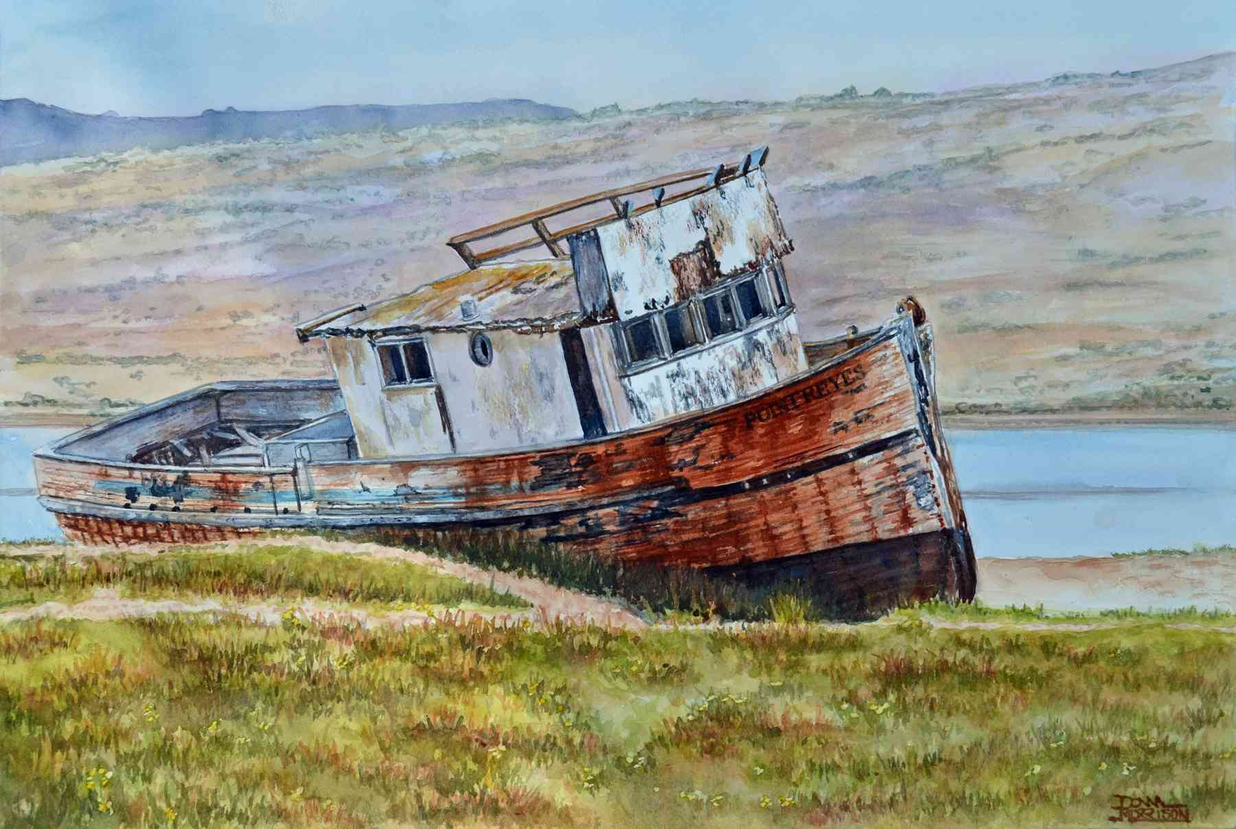 Point Reyes Wreck