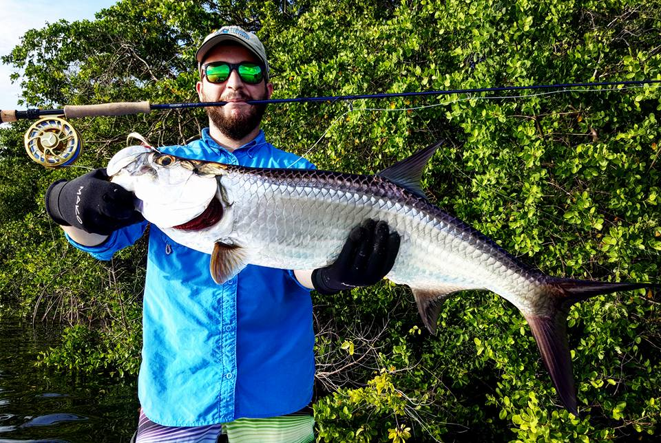 FUN SIZE TARPON ON THE FLY