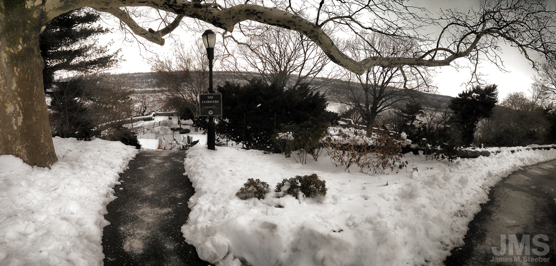 Fort_Tryon_February_2015_Snow_Walk