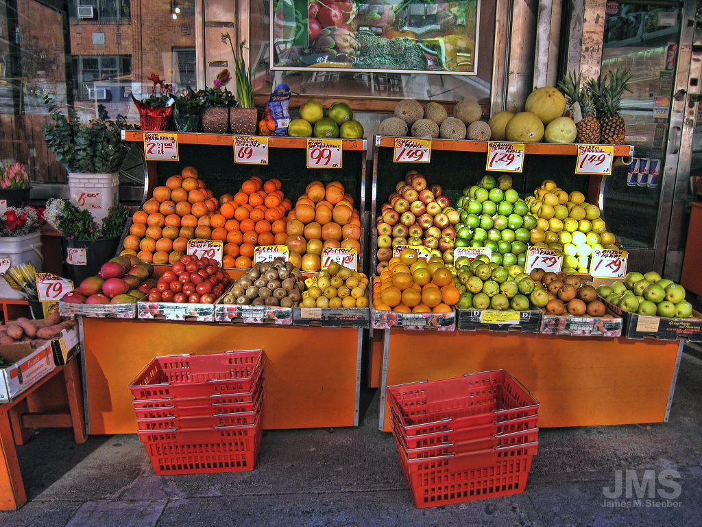 Fruit Stand on 187th