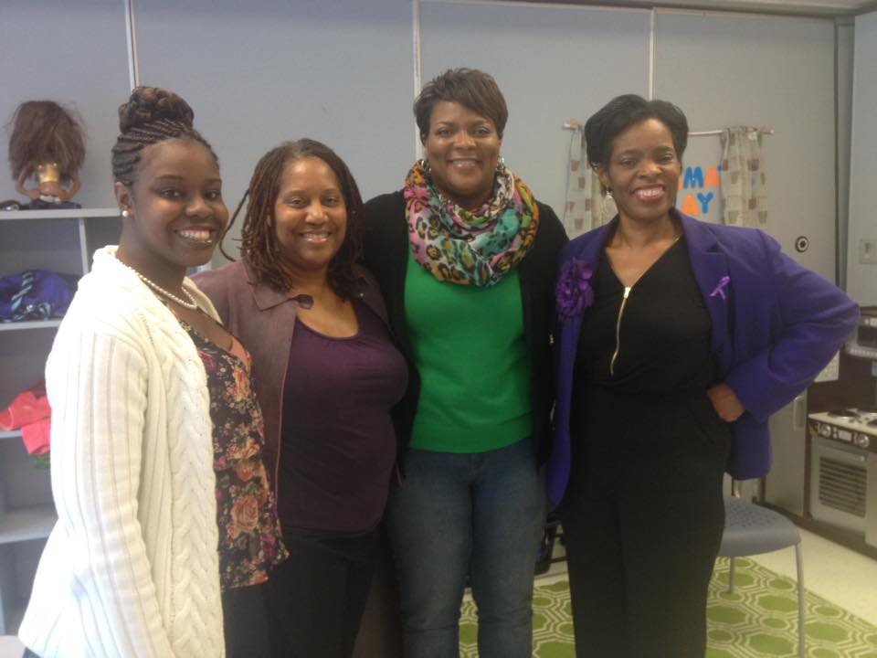 Black Girls Corner host Domestic Violence Workshop