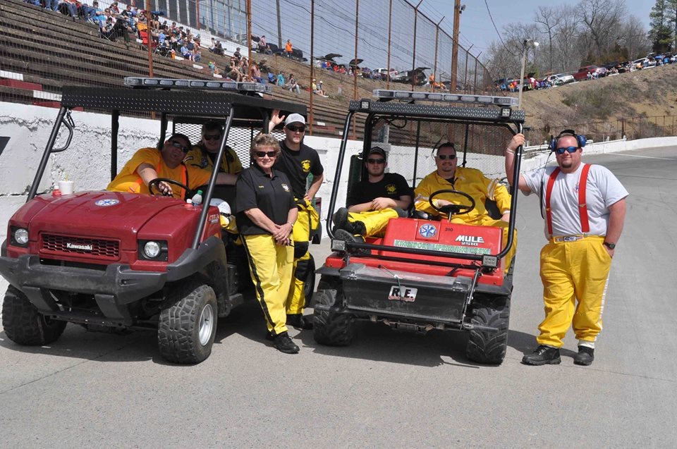 Our race crew!