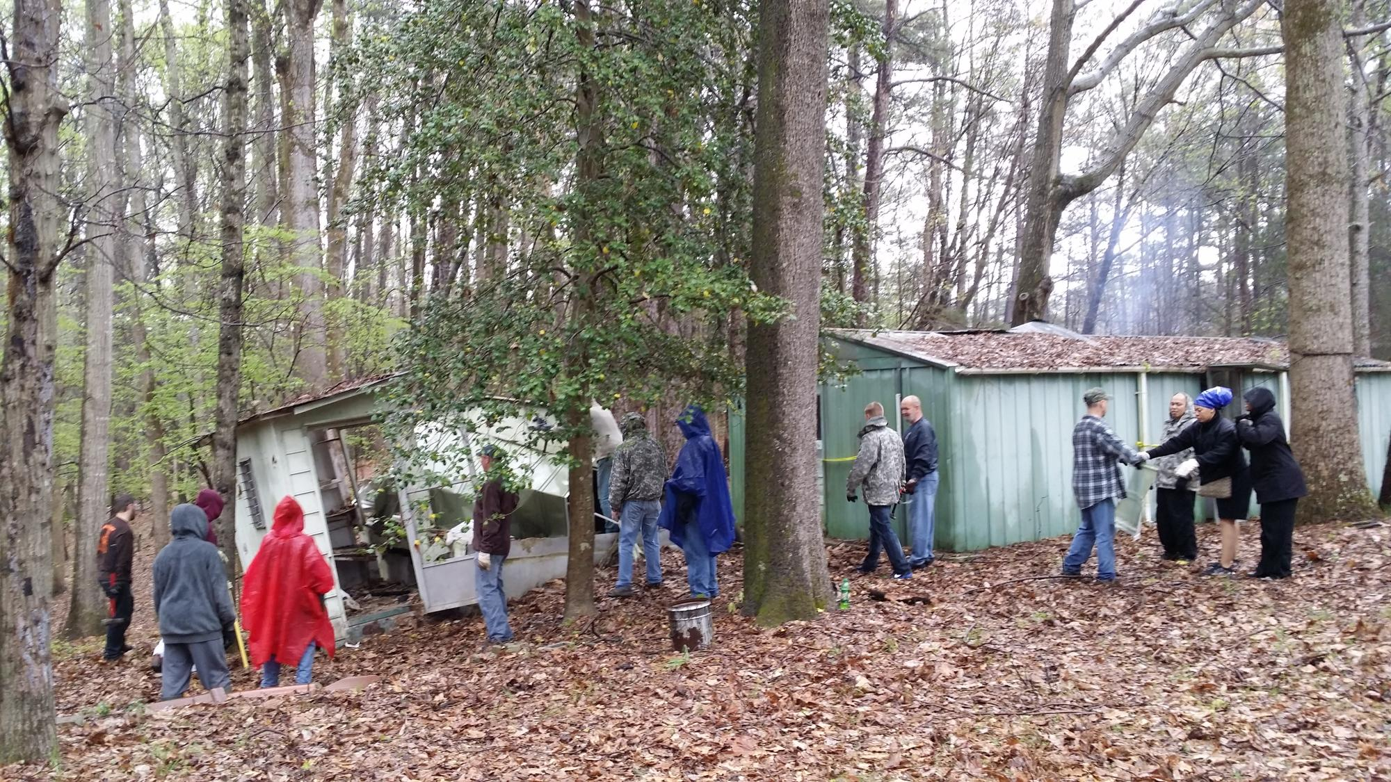 2016 CWT Park Day at Petersburg National Battlefield