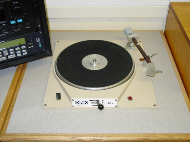 Yes, a Turntable!