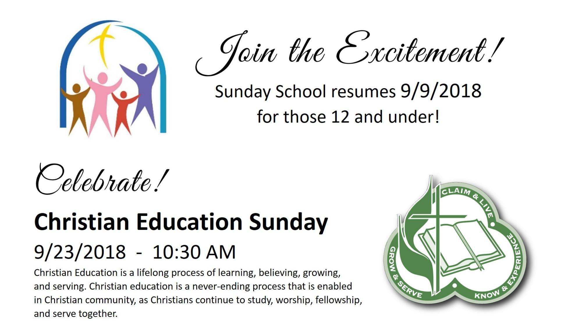 2018_Christian_Educaton_Sunday_and_Sunday_School_resumes.jpg