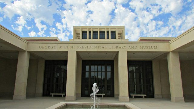 George W. Bush Library
