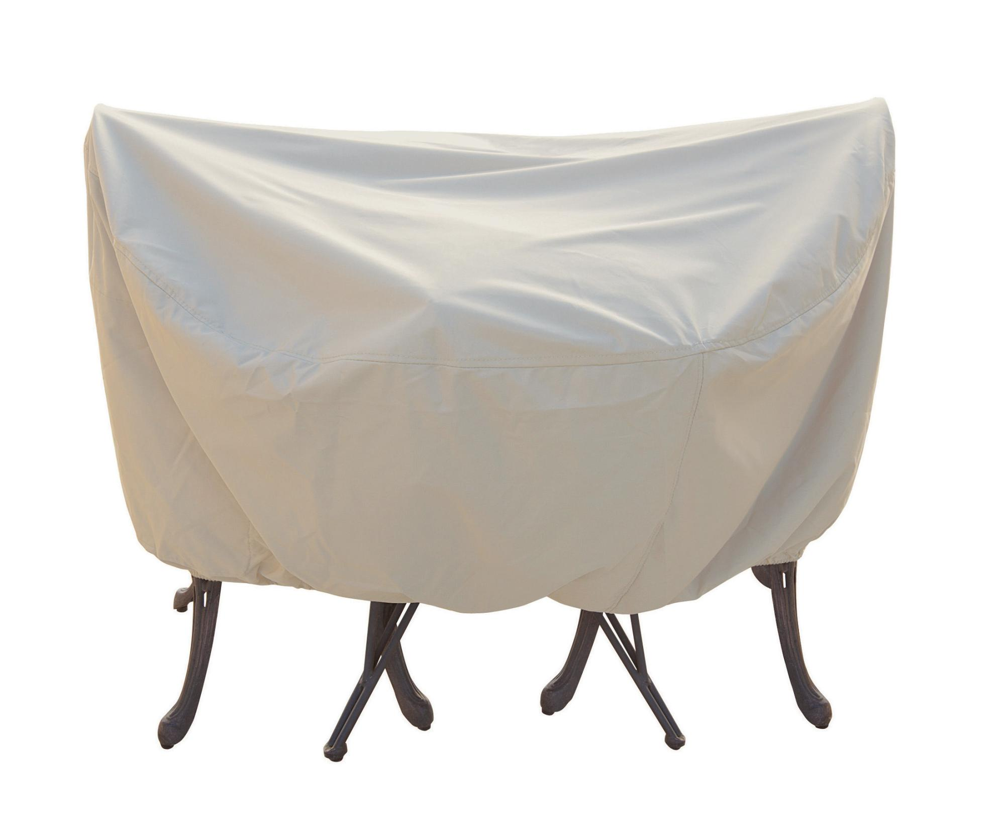 "Bistro Set Cover CP531 ~ D = 48"" H = 25"""