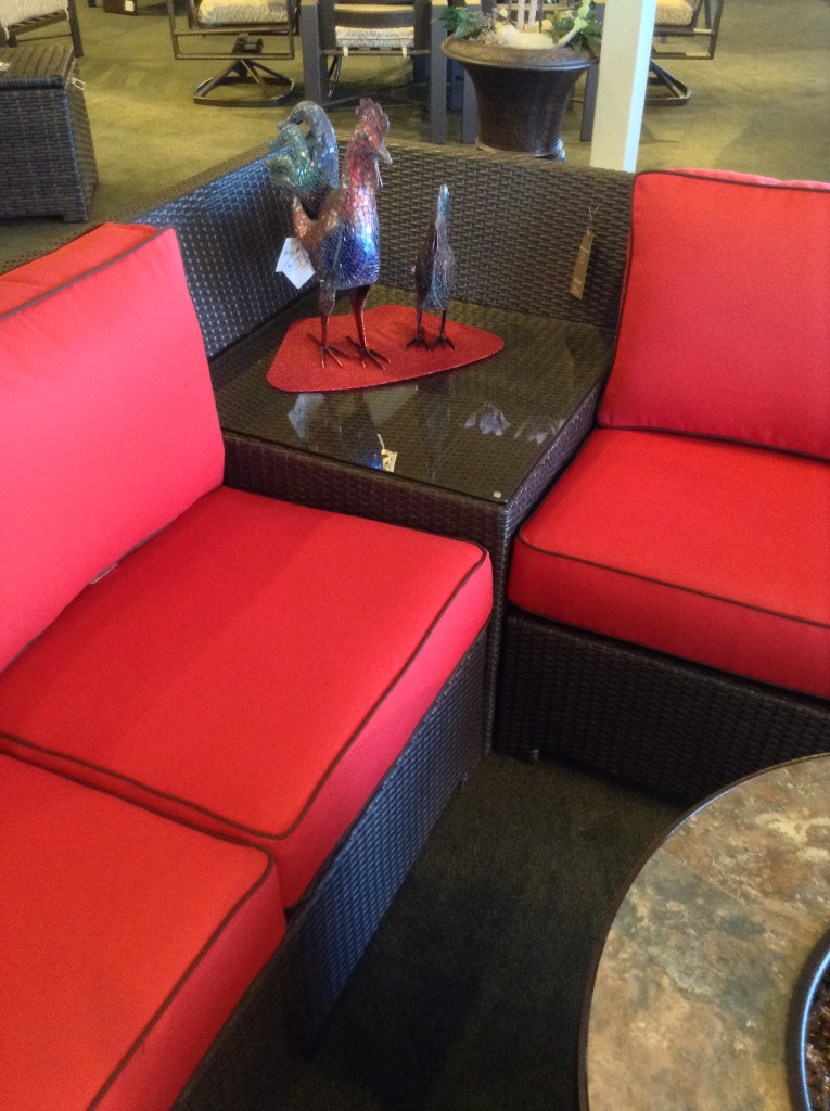Cabo Sectional Corner Table
