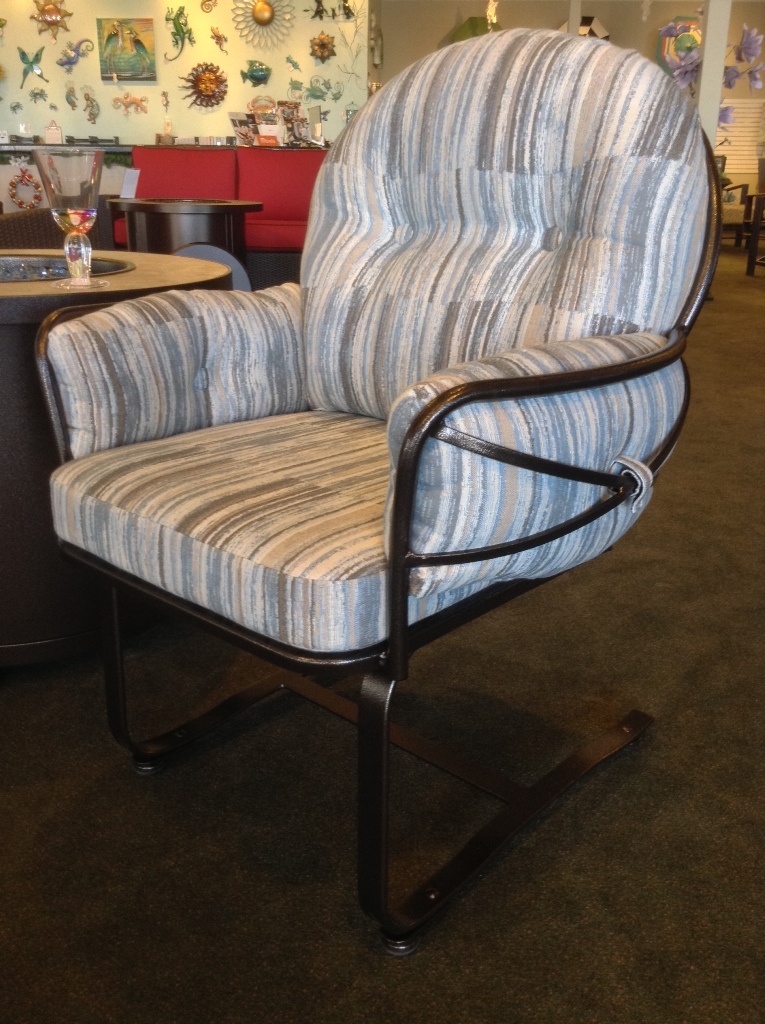 Cambria Spring Base Dining Chair