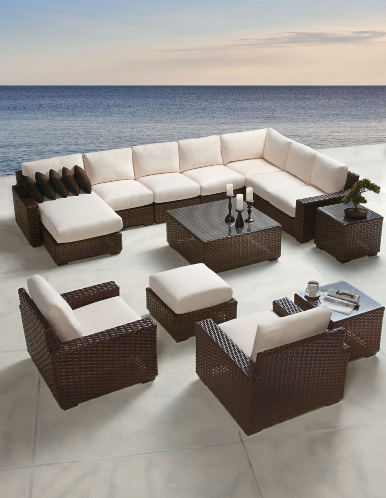 Contempo Sectional