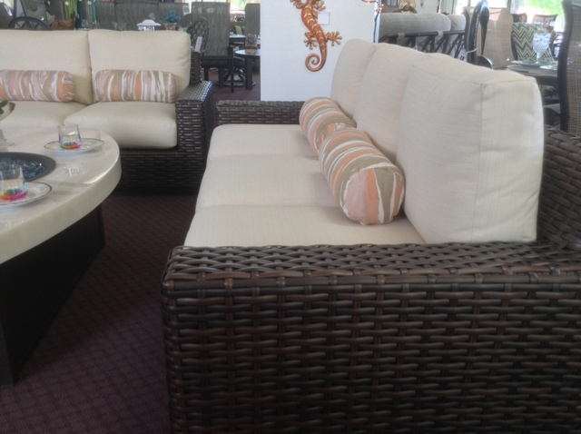 Contempo Sofa Side View