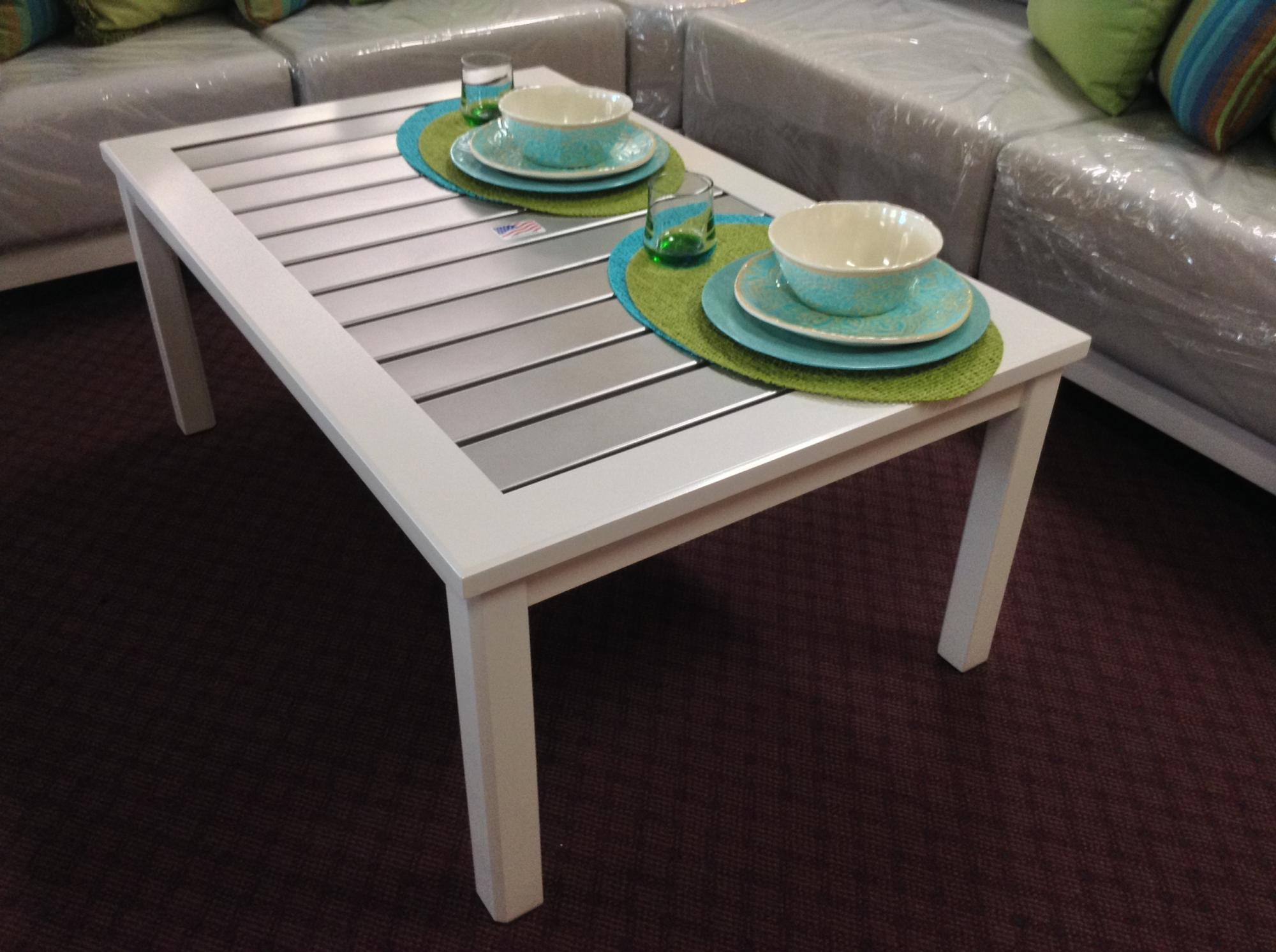 "Dockside Coffee Table W=28"" L=44"" H=18"""